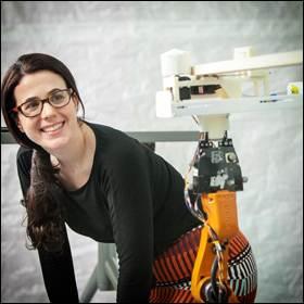 Falegnameria personalizzata con l'aiuto di robot